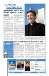 New auxiliary bishop's heart, wisdom, experience praised