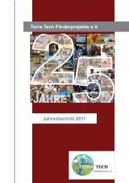 2011 - Terra Tech Förderprojekte e.V.