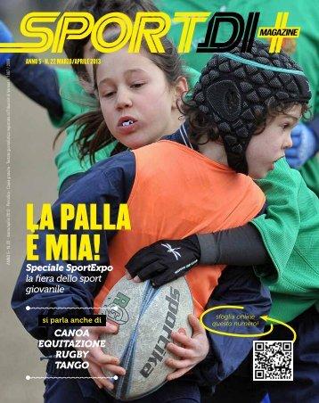 sportdipiu' n° 22 - Sportdipiù magazine Verona