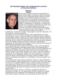 Don Giuseppe Puglisi - Padre Giuseppe Puglisi. Sì, ma verso dove?