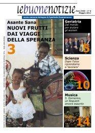 nuovi frutti dAi viAggi dellA SperAnzA - Comune di Bologna