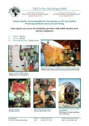 TD Insitu - T&D In Situ Machining GmbH