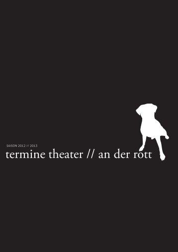 Weiterlesen - Theater an der Rott