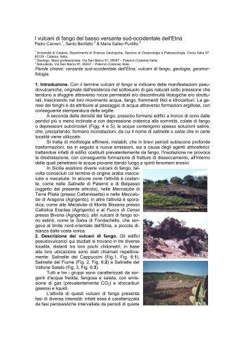 la Rupe di Aci Castello P. CARVENI, S - Geologia e Turismo