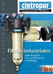 cintropur industriales nw500-650-800 - SETASA