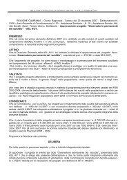 Osservatorio permanente del suicidio - Regione Campania