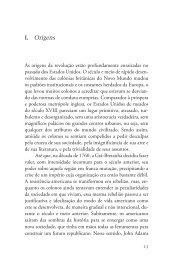 I. Origens - Livraria Martins Fontes