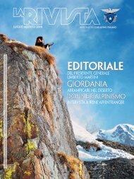 luglio agosto - Club Alpino Italiano
