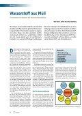 Wasserstoff aus Müll - THERMOSELECT - Seite 2