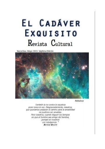 El Cadáver Exquisito - 7º Edición - Mayo 2013