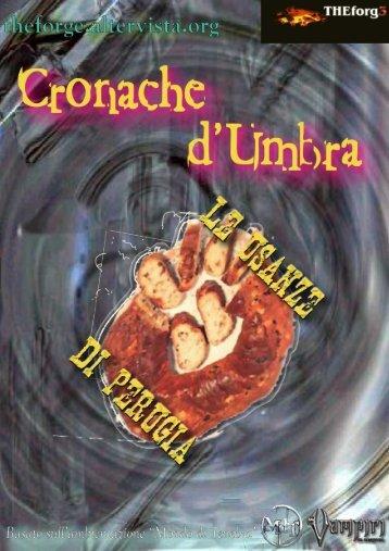 8 - Le usanze di Perugia - Altervista