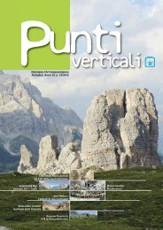 Punti Verticali, edizione 2012 - CAI Camposampiero