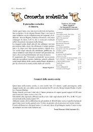 Cronache scolastiche Cronache scolastiche - Medialighierisanremo.it