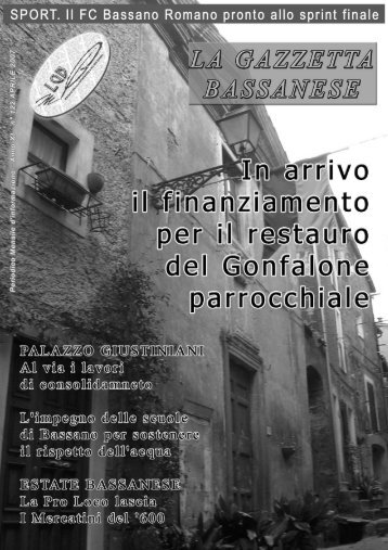Aprile 07.qxd - La Rocca
