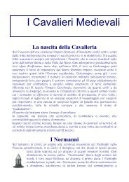 I Cavalieri Medievali - Castello del Catajo