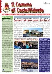 Scuola media Montessori, fine lavori - Comune di Castelfidardo