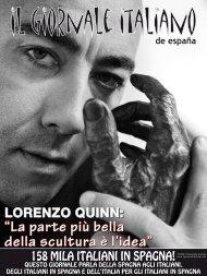 La parte più bella della scultura è l'idea - Il Giornale Italiano