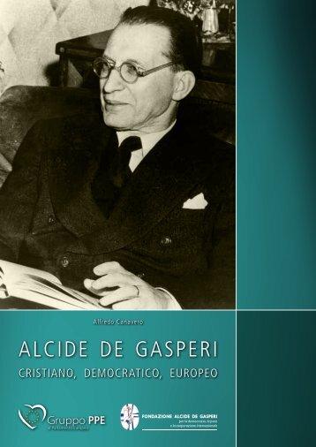 ALCIDE DE GASPERI - Aicod