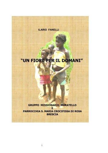 Un fiore per il domani - Gruppo Missionario Muratello