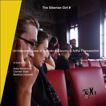 The Siberian Girl, una seconda interpretazione - The Next Stop