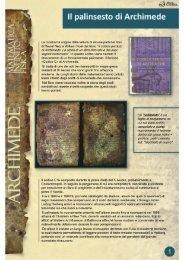 Il palinsesto di Archimede - Alexis Carrel
