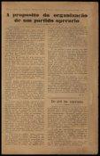 """%'% Anno I & Agosto da 1920 & N."""" 1 - Page 3"""