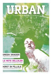 HIRST IN PILLOLE GREEN INVADER LE NOTE DELL'ALBA - Urban