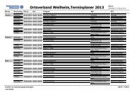 Alle Helfer (Stand 12.02.2013) - THW OV Weilheim