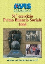 Bilancio Sociale - Orizzonti di Democrazia
