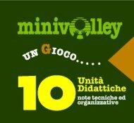 MiniVolley Un Gioco - Forma e fitness