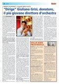 Gialloblù e Marmi Lanza donatori di sangue - Fidas Verona - Page 2