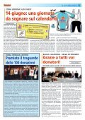 Gialloblù e Marmi Lanza donatori di sangue - Fidas Verona - Page 3