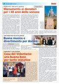 Gialloblù e Marmi Lanza donatori di sangue - Fidas Verona - Page 4