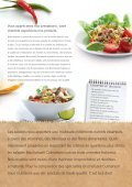 Salades et garnitures de sandwiches - Page 3