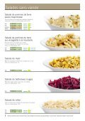 Salades et garnitures de sandwiches - Page 4