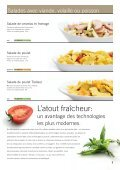 Salades et garnitures de sandwiches - Page 7