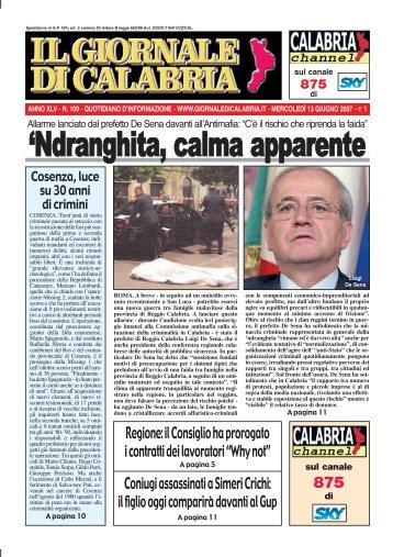 giornale di calabria platinum - photo#6