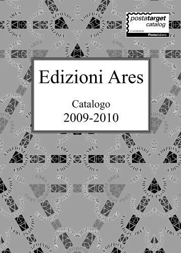 Catalogo 2009 definitivo.qxp - Edizioni Ares