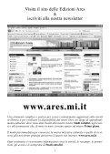 Catalogo 2009 definitivo.qxp - Edizioni Ares - Page 2