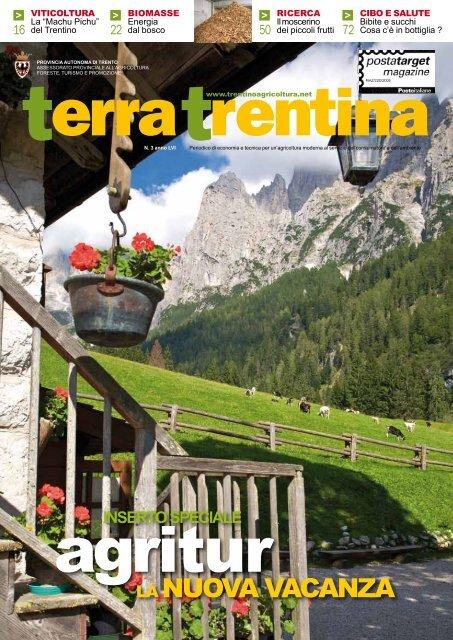 Scarica La Rivista Provincia Autonoma Di Trento Ufficio Stampa