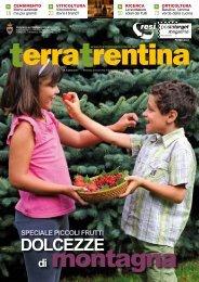 Scarica la rivista - Provincia autonoma di Trento - Ufficio Stampa