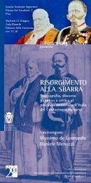 Volantino (PDF) - Scuola Normale Superiore
