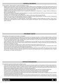OPERATORE OLEODINAMICO PER CANCELLI AD ... - Aprimatic - Page 6