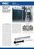 Pistone oleodinamico - CEM Carpenterie - Page 2
