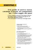 COMPONENTI E SISTEMI PER IL BLOCCAGGIO OLEODINAMICO - Page 6