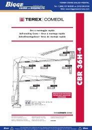 Terex Comedil CBR 36H-4
