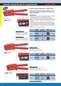 3 Utensili meccanici ed oleodinamici per la compressione - Page 2