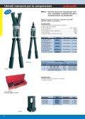 3 Utensili meccanici ed oleodinamici per la compressione - Page 4