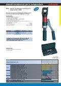 3 Utensili meccanici ed oleodinamici per la compressione - Page 5