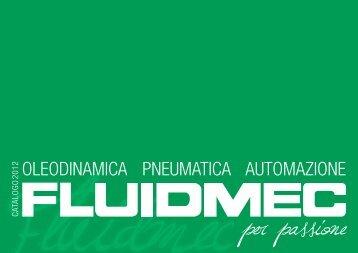 Scarica la Brochure del gruppo Fluidmec - BresciaHydroService srl